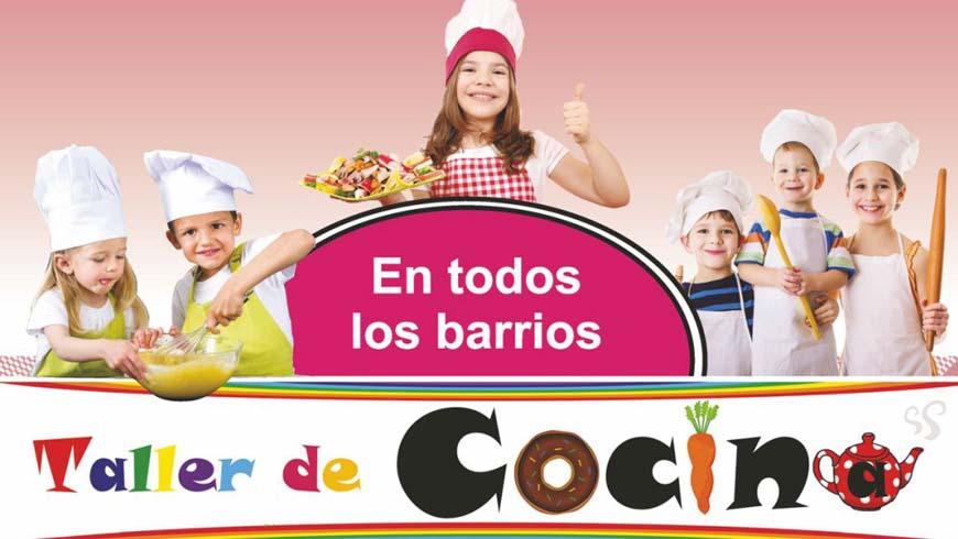 ¡Vuelven Los Talleres De Cocina Gratuitos Para Niños Y Niñas De Getafe!